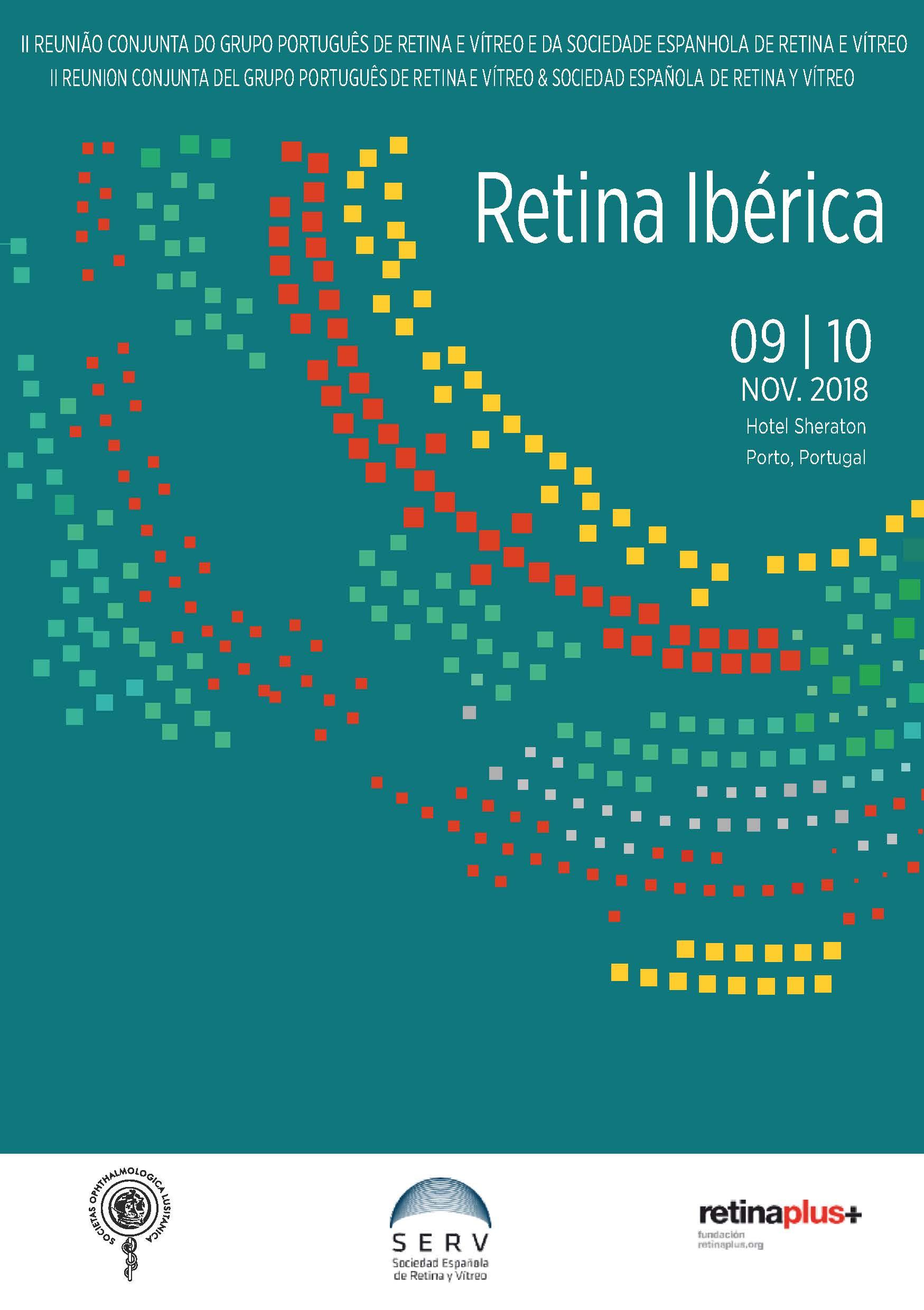 Portada Retina Iberica 2018